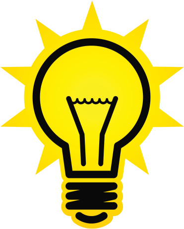 Light bulb clipart no background Clip Art Library.