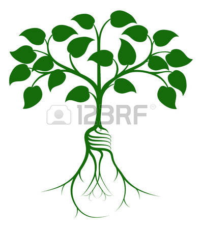 12,197 Growing Tree Stock Vector Illustration And Royalty Free.