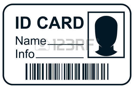119,412 Identity Card Stock Vector Illustration And Royalty Free.