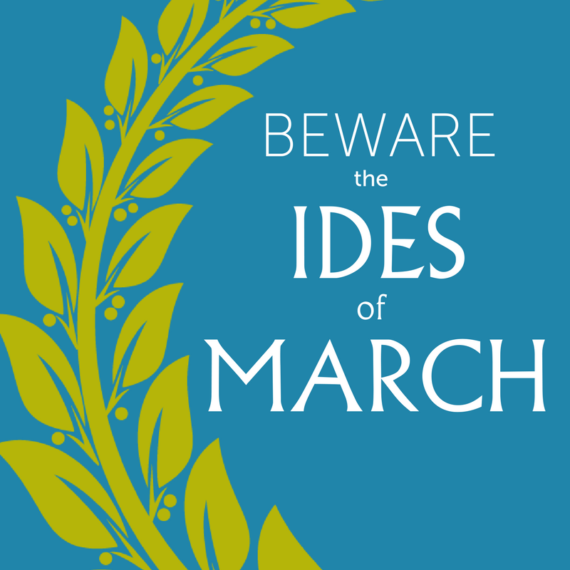 Beware the Ides of March! — Virginia Stage Company.