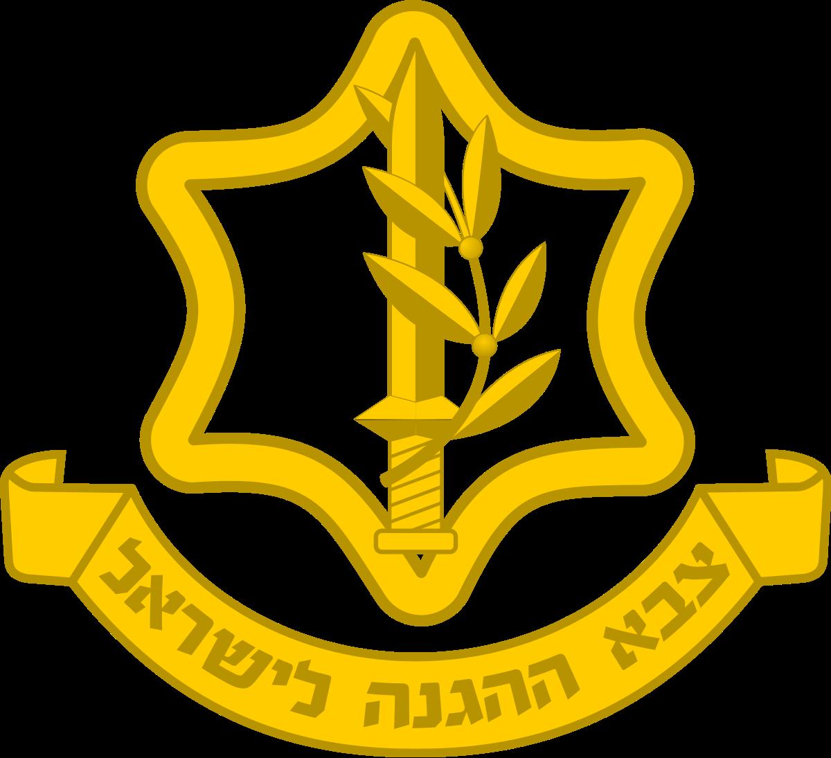 Israel Defense Forces.
