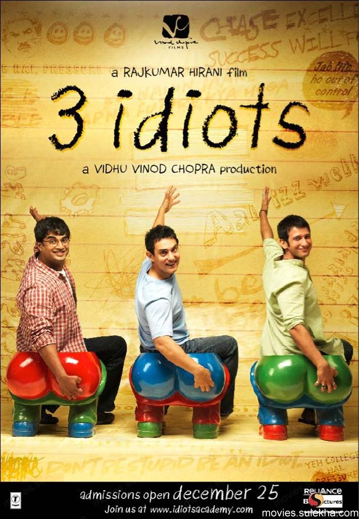 3 idiots clipart.