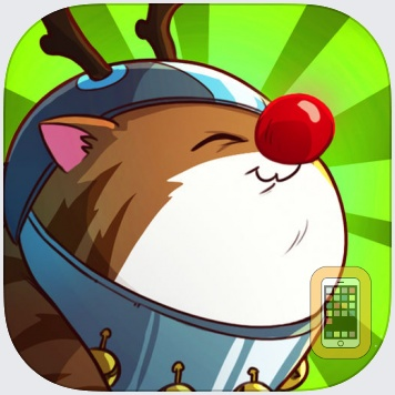 Tap Cats: Idle Warfare for iPhone & iPad.