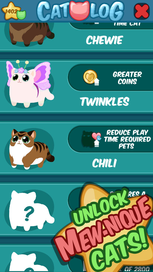Idle Paws: Kitty Clicker.