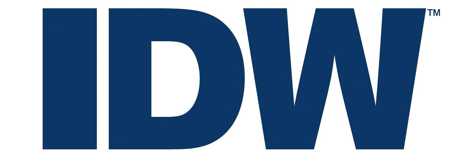 IDW Inks Agreement With eOne For TV Development.