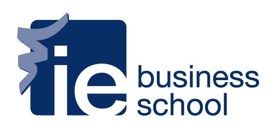 Executive MBA IE University.