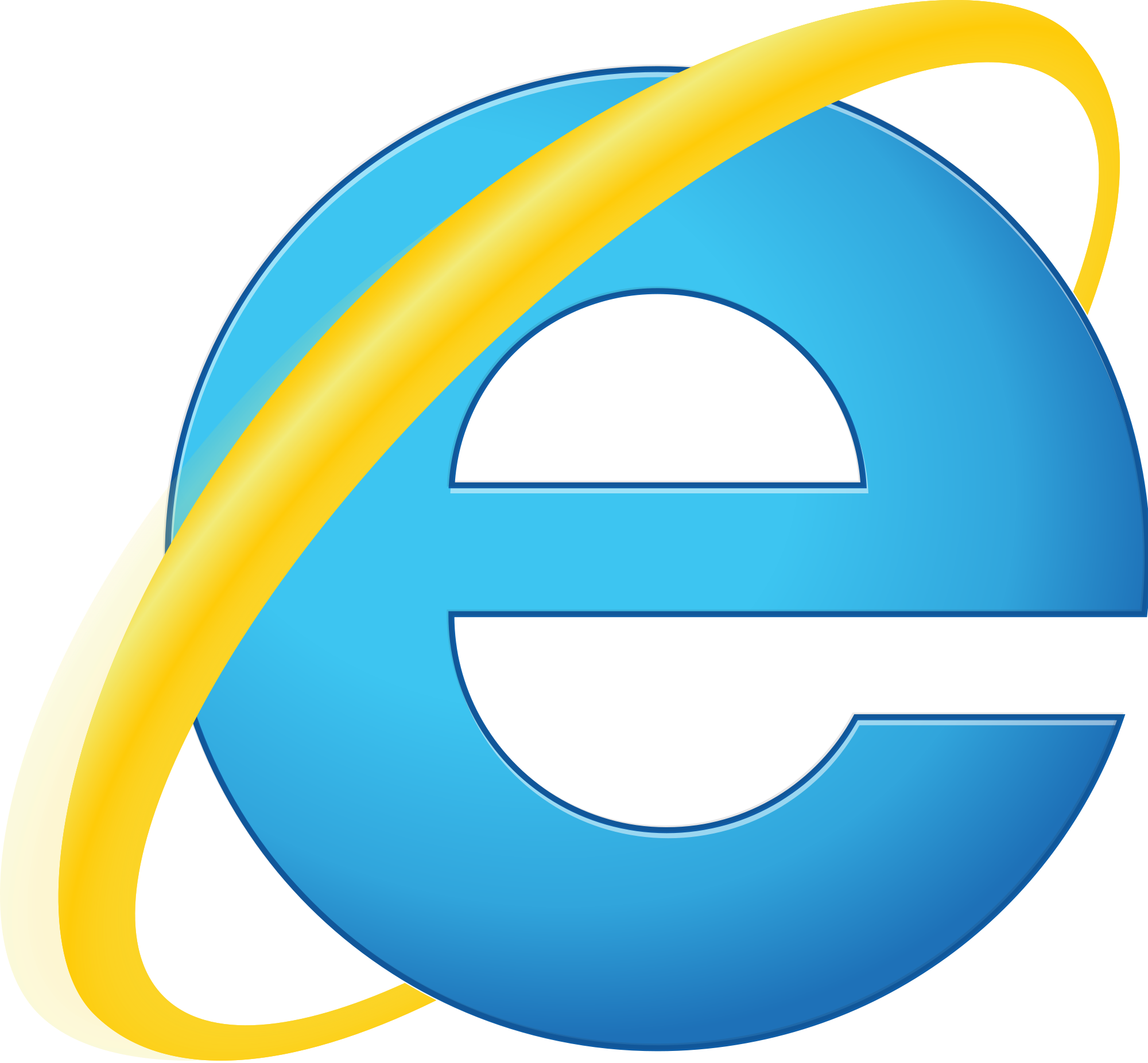 Internet Explorer Clipart.