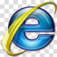 Internet Explorer icon, ie jw transparent background PNG.