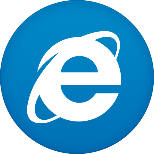 Ie Icon Free of Circle Icons.