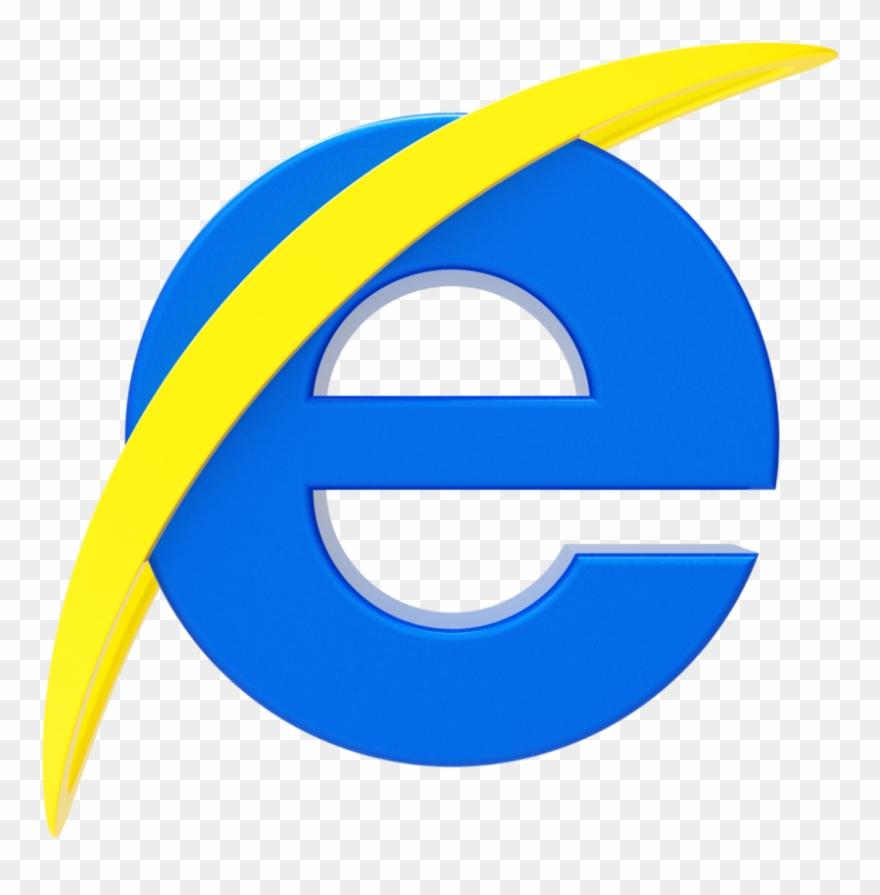 Internet Explorer Logo By Llexandro.