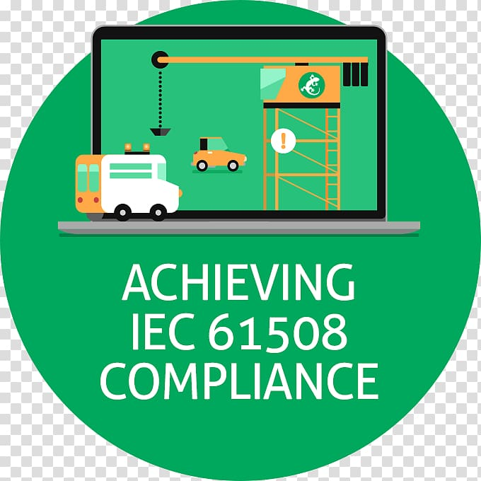 Game IEC 61508 Logo Brand Safety integrity level, roadmaps.