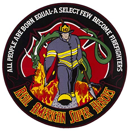 Amazon.com: Real American Super Heroes Patch.
