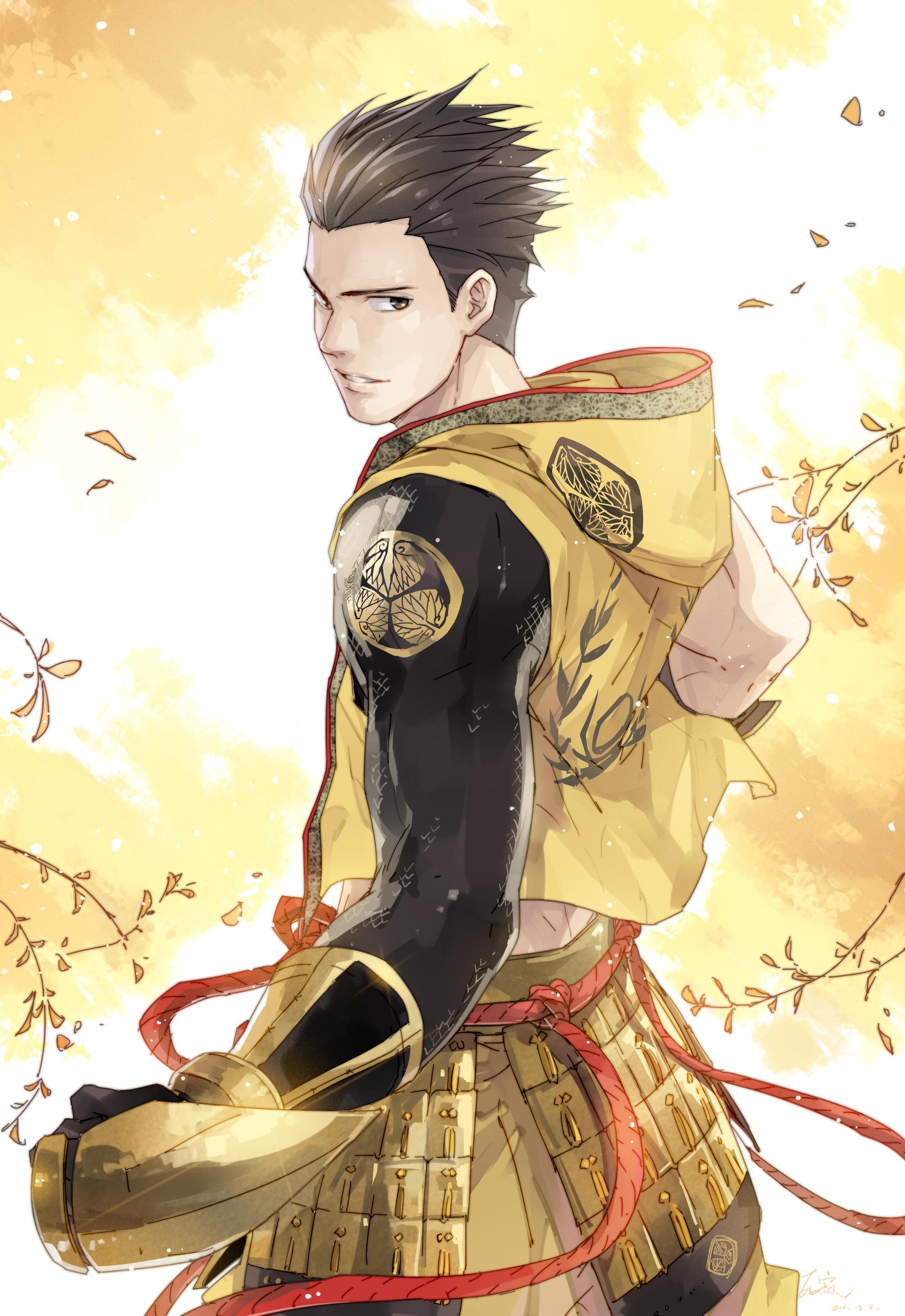 Tokugawa Ieyasu (Sengoku Basara)/#1878774.