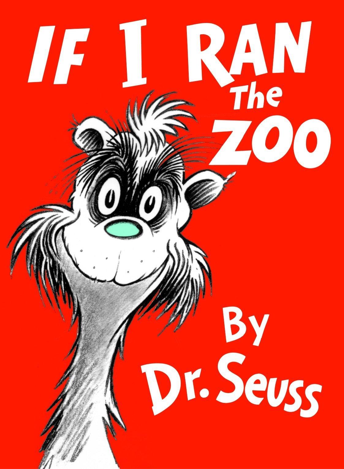If I Ran the Zoo (Classic Seuss): Dr. Seuss: 9780394800813: Amazon.