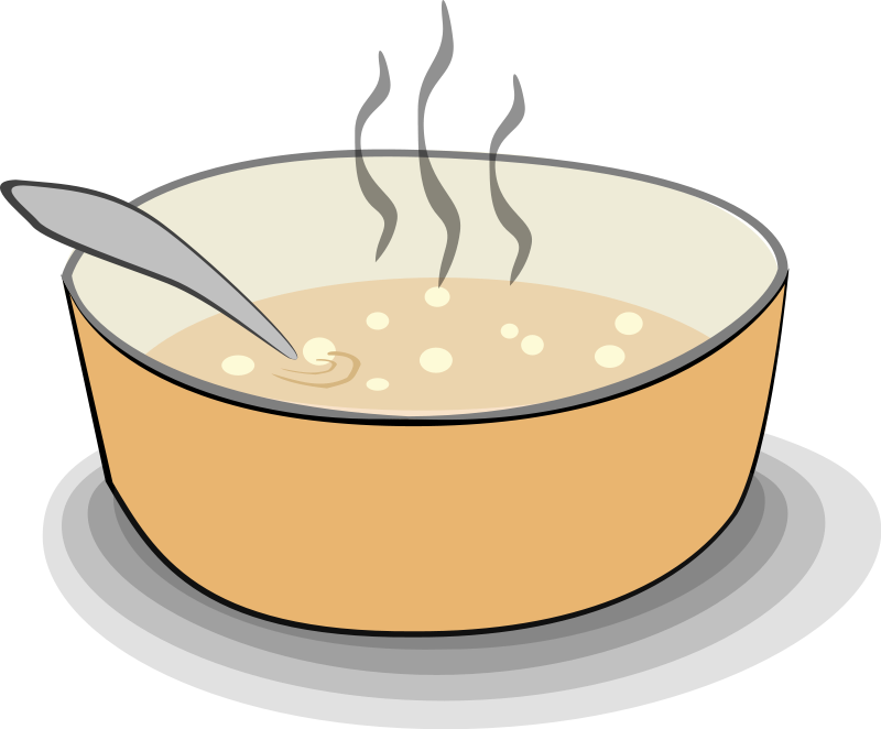 Bowl Of Soup Picture.