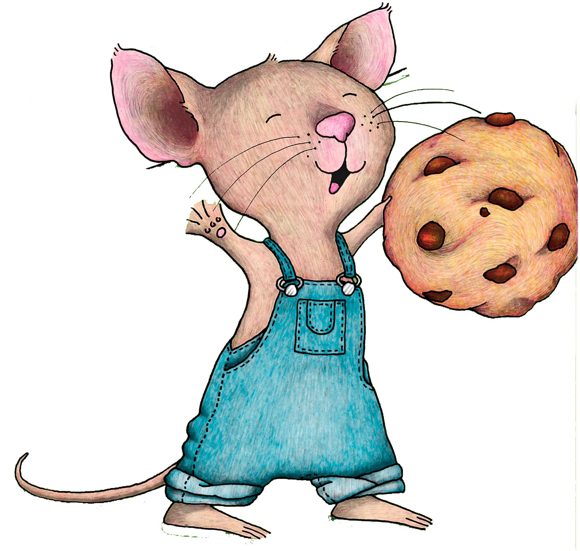 If you give a mouse a cookie.