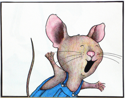 If You Give a Mouse a Cookie Family Reading Night presented by.