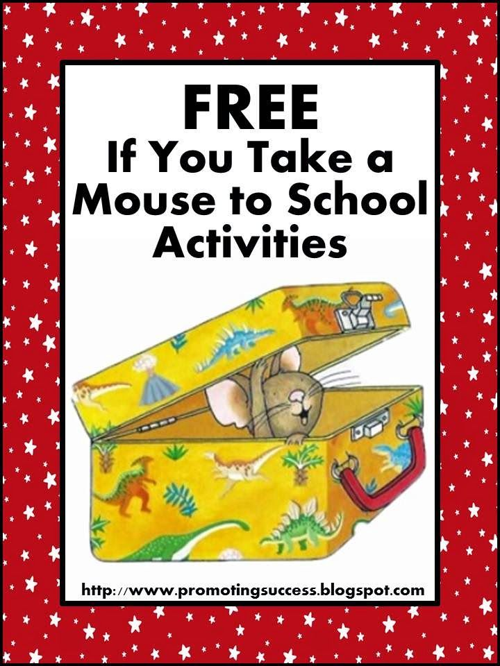If You Take a Mouse to School Activities.