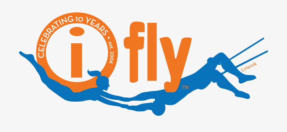 Ifly Trapeze Logo , Transparent Cartoon, Free Cliparts.