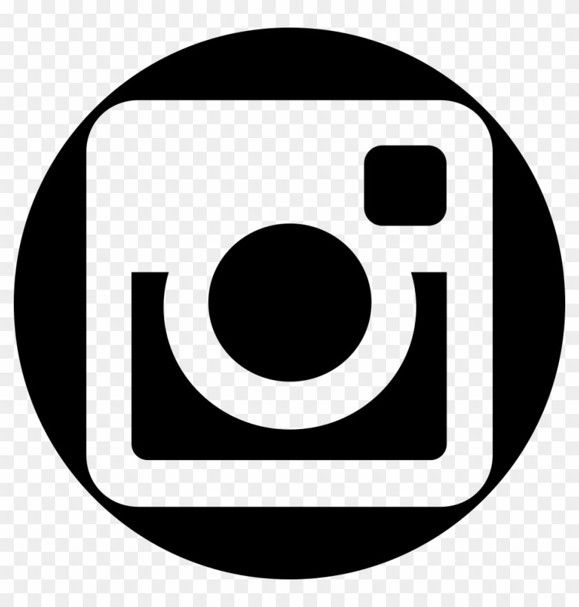 Instagram Social Media Icon.