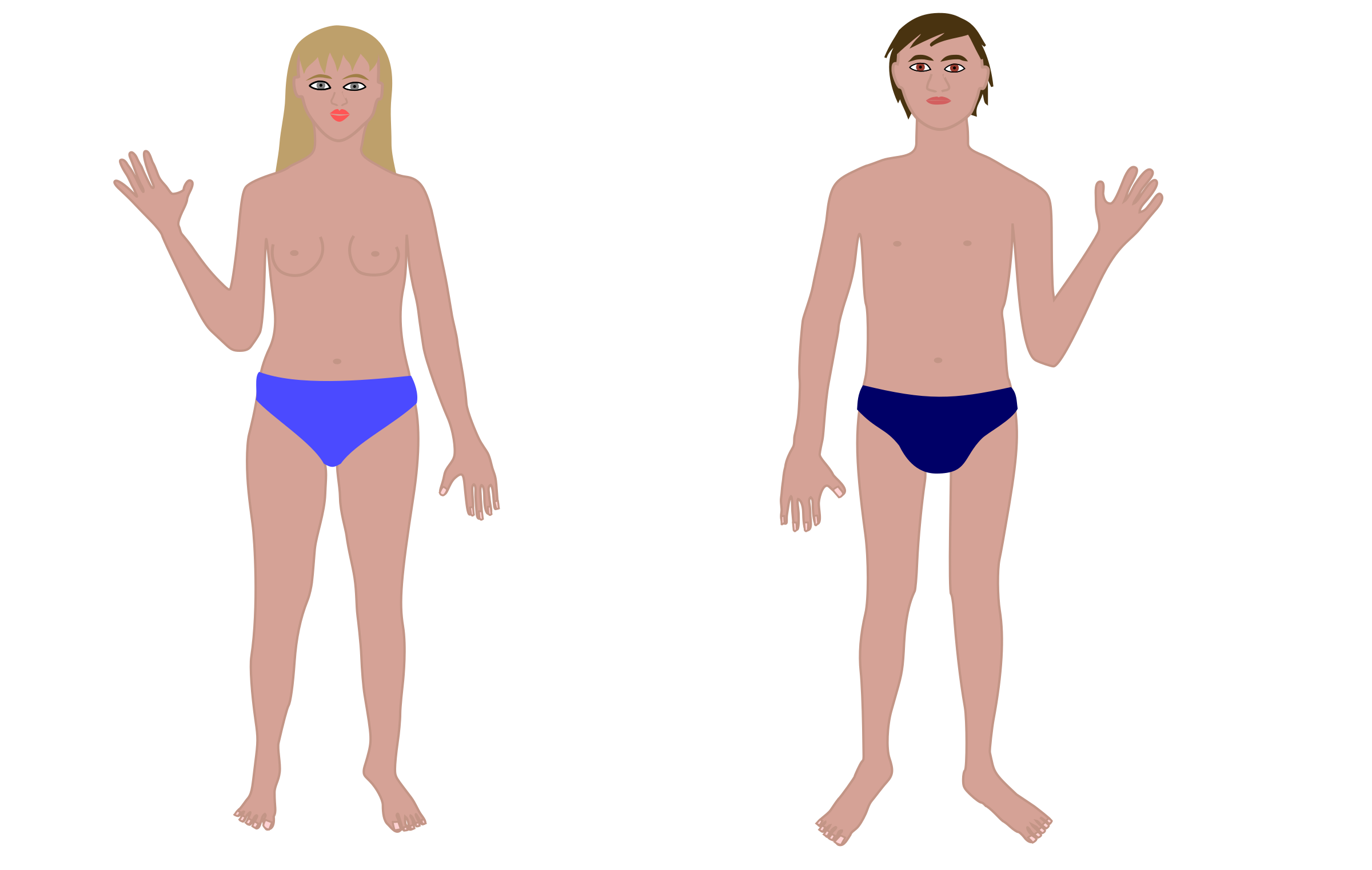 Woman Full Body Png Clipart.