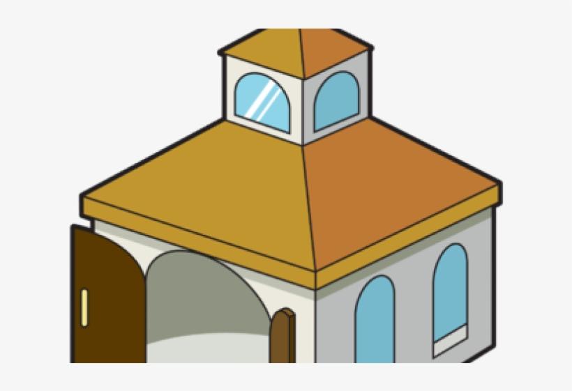 Church Clipart Chapel.