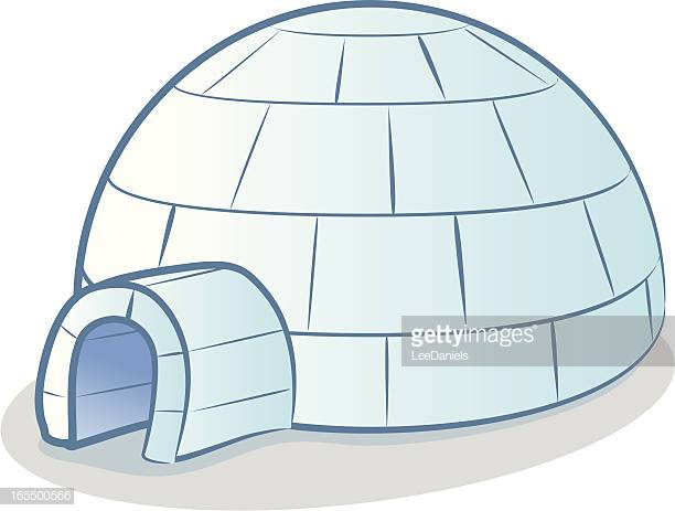 60 Top Igloo Stock Illustrations, Clip art, Cartoons, & Icons.