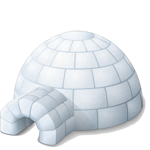 Download Free png Igloo PNG File.