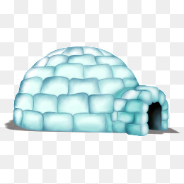 Png Images Of Igloo & Free Images Of Igloo.png Transparent Images.