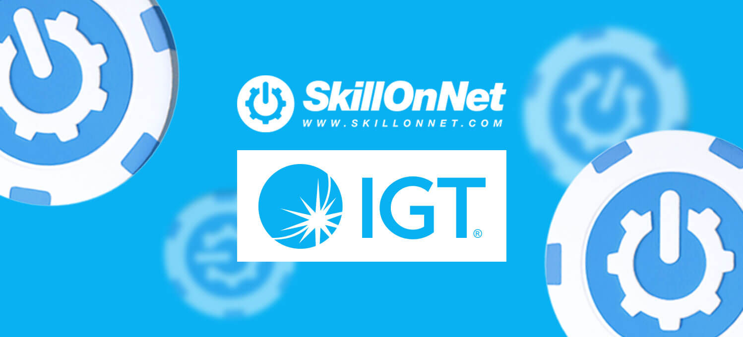 SkillOnNet adds 75 IGT instant games to their portfolio.