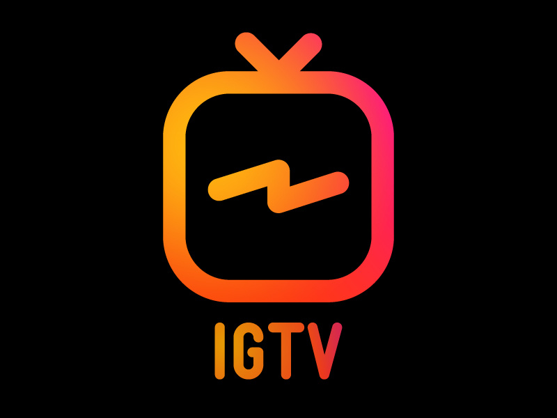 Free Instagram TV Logo Set by Onur Cem on Dribbble.