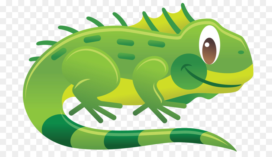 Chameleon Background clipart.
