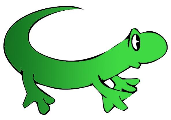 Iguana clipart 8.