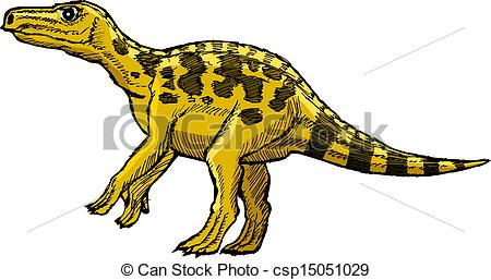 iguanodon.