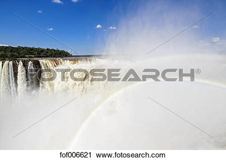Stock Photography of South America, Argentina, Parana, Iguazu.