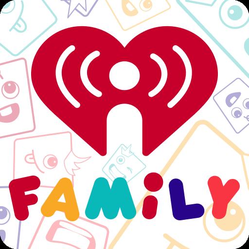 iHeartRadio Family.