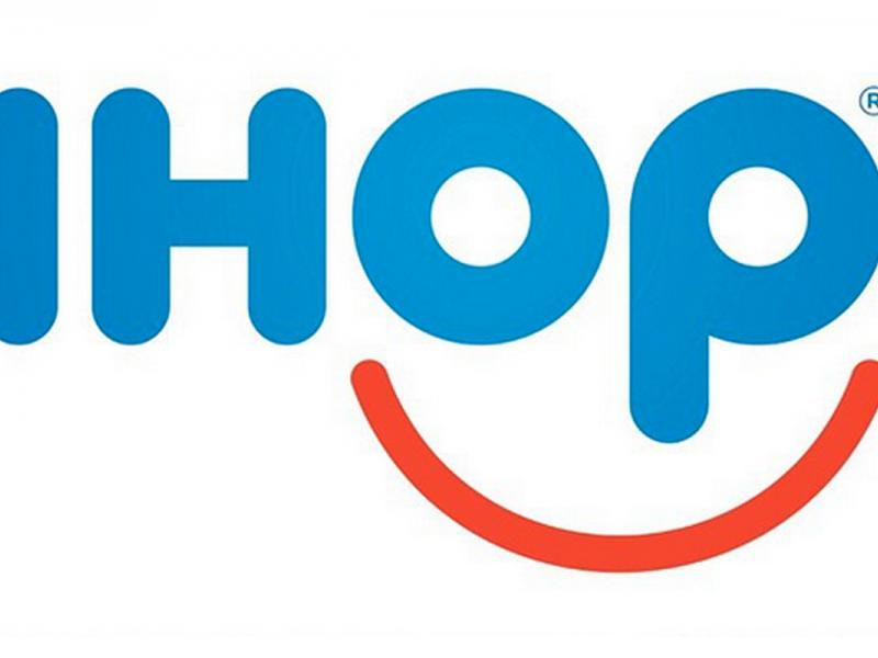 IHOP\'s New Logo Smiles at You.