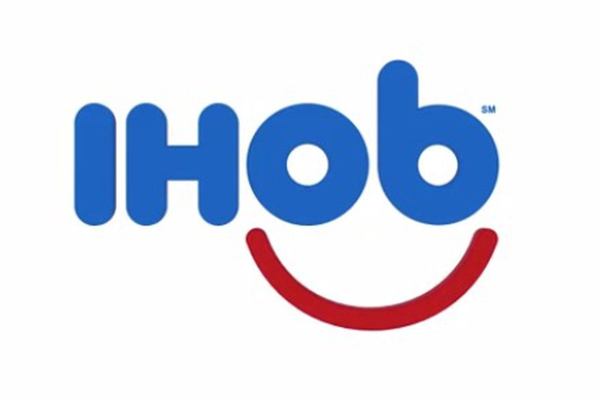 IHOP is changing its name to IHOB. What does that mean.