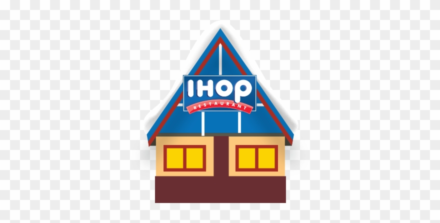 Ihop Wanted Something New On Clipart (#2881078).