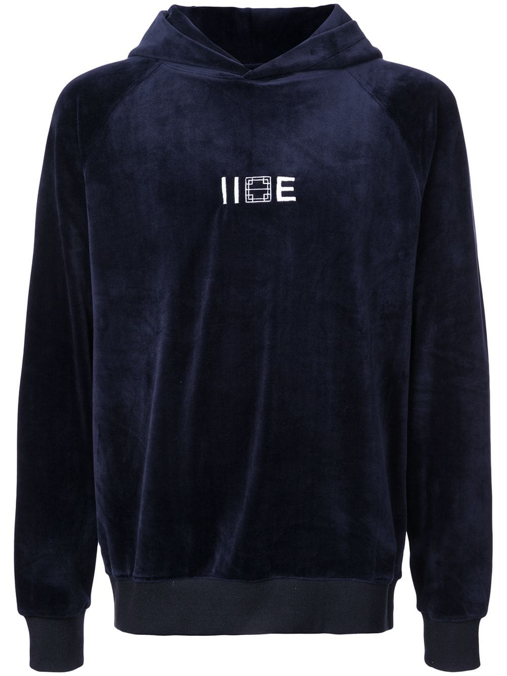 Iise Logo Hooded Sweatshirt.
