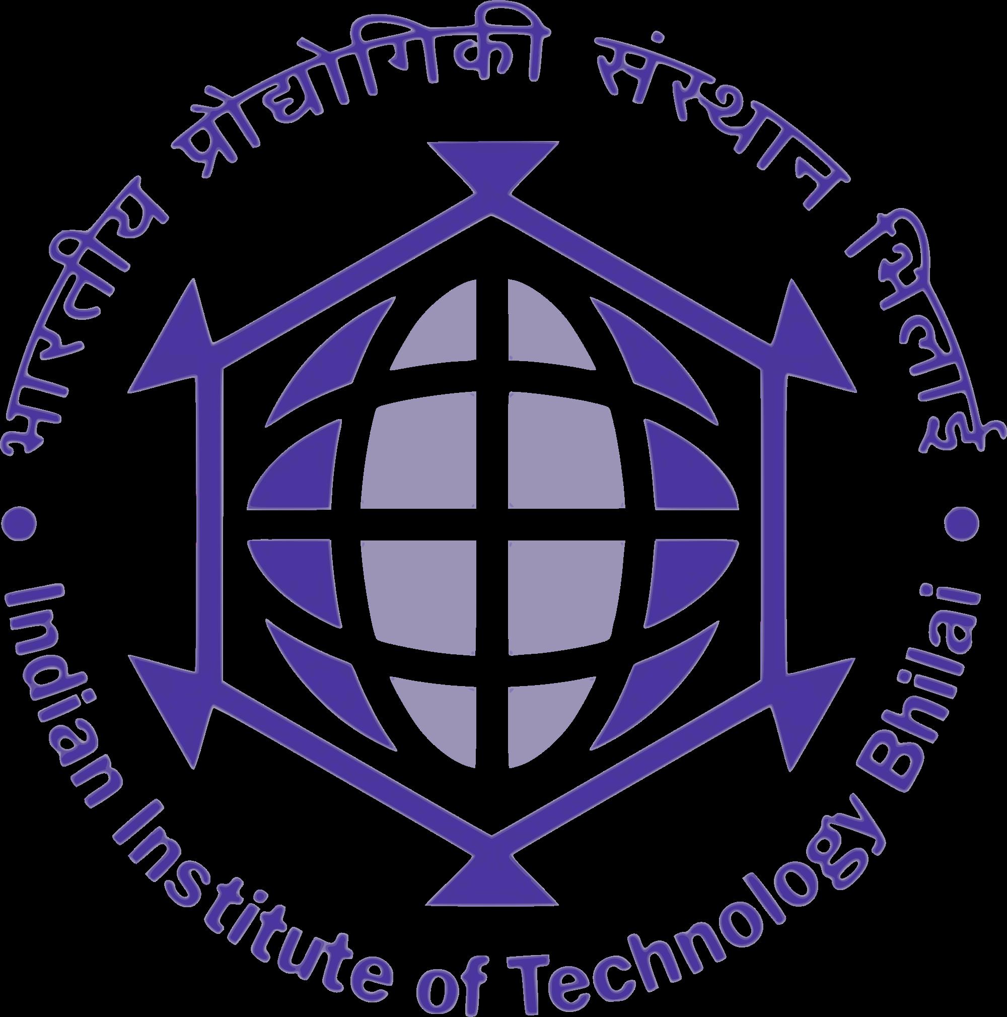 File:Logo of IIT Bhilai.png.
