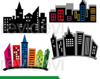 Clipart digital illustrations for commercial use by revidevi.