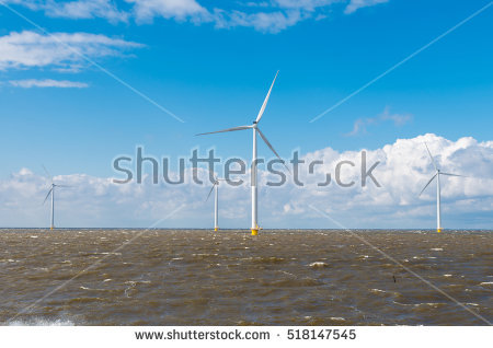 Ijsselmeer Netherlands Stock Photos, Royalty.