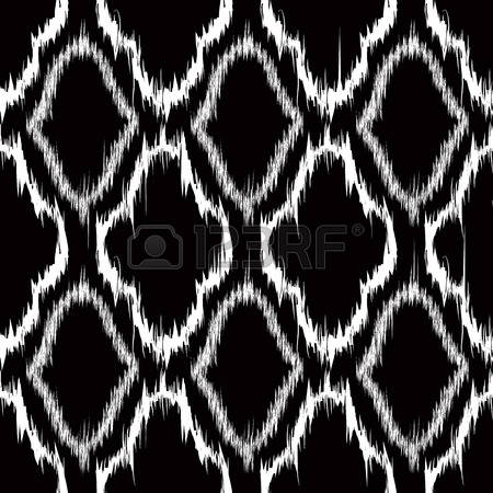 8,452 Ikat Pattern Stock Illustrations, Cliparts And Royalty Free.
