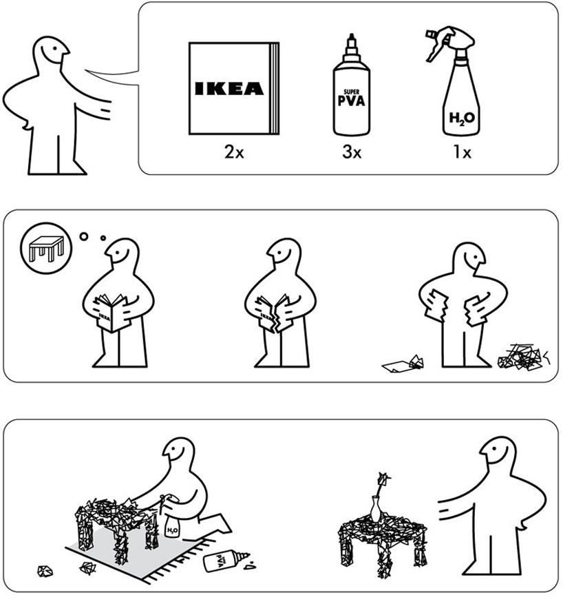 Ikea Table Clipart.