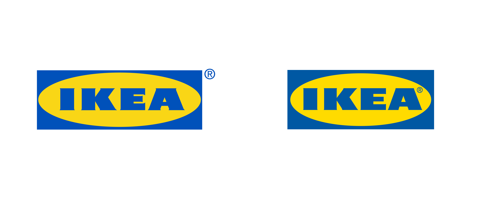 Brand New: New Logo for IKEA by Seventy Agency and 72andSunny Amsterdam.