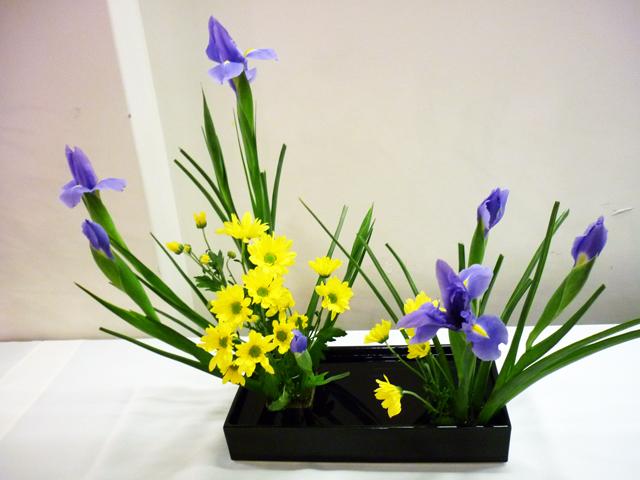Free Ikebana Exhibition at Gasworks Arts Park.