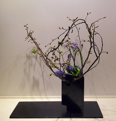 The Nordic Lotus Ikebana Blog.