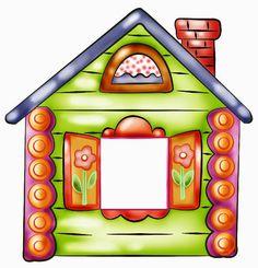 Конспект занятия Строительство дома (Лепка из пластилина).