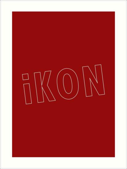 \'iKON Logo.